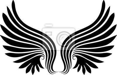 tattoo le ali ali tatuaggio stilizzato wings tattoo tatouage ailes