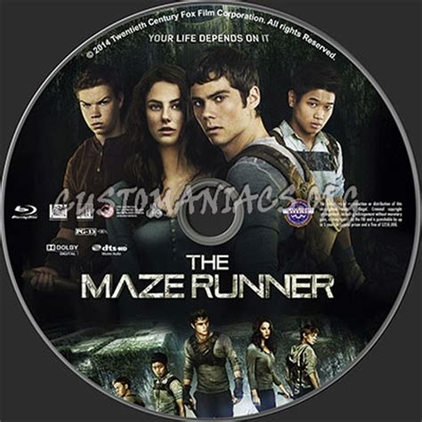 download film maze runner blue ray the maze runner blu ray label dvd covers labels by