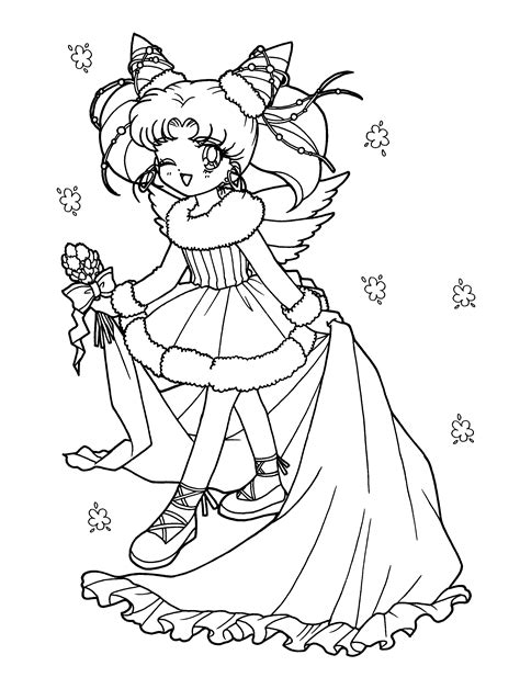 sailor moon coloring book coloring book for and adults 60 illustrations best coloring books volume 31 books free sailor moon coloring pages