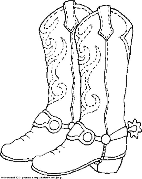 Cowboy Boot Coloring Page Cowboy Boots Coloring Page Coloring Home by Cowboy Boot Coloring Page