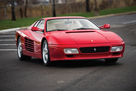 Ferrari 90er by Ferrari 512 Tr Specs 1992 1993 1994 Autoevolution