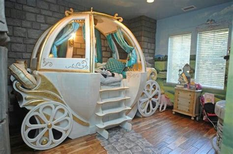 extreme home makeover bedrooms princess carriage bed princess kayliana pinterest