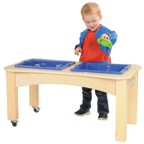 water play table for toddlers toddler sand water table