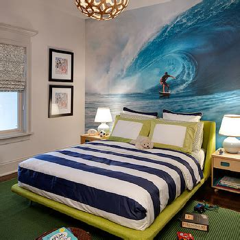 surf bedroom ideas surfer themed boy s room design decor photos pictures