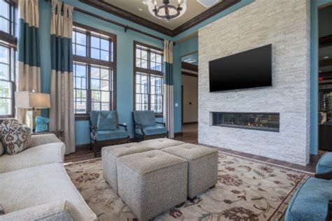 Ici Homes Design Center Jacksonville Fl Sisler Johnston Interior Design Completes Residents Club