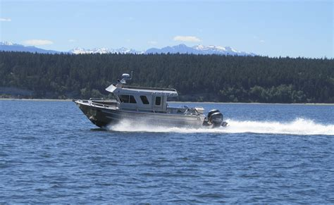 seattle fishing boat builders aci boats custom aluminum boat builder all welded