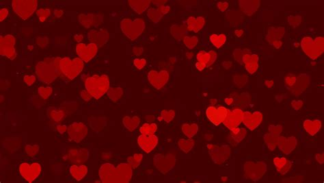 Wedding Hd Backgrounds With Hearts by Wedding Loop Motion Background Particle Stock