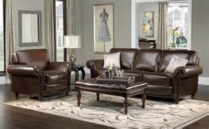 Leather Sofa In Living Room Why Brown Leather Sofa Living Room Designs Ideas Decors
