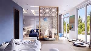 Nautical theme room interior design ideas