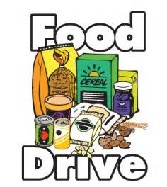 Food drive church of the incarnation