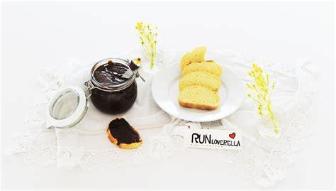 alimentazione per chi corre runloverella la crema spalmabile di cioccolato e nocciole