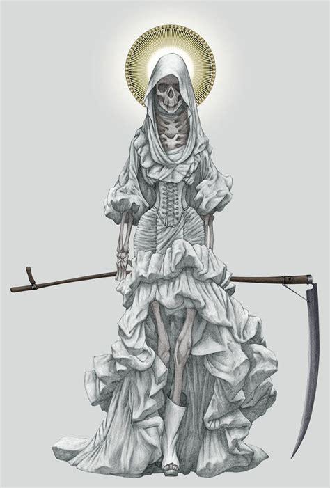 imagenes de calaveras y muertes las 25 mejores ideas sobre santa muerte en pinterest y m 225 s