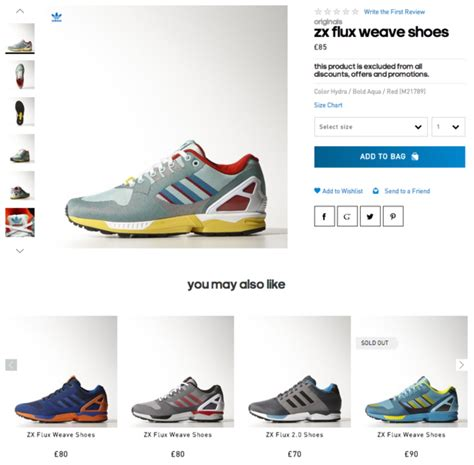 nike vs adidas which provides the best ecommerce experience econsultancy