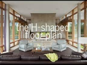 U Shaped Floor Plans With Courtyard the h shaped floor plan medieval hall house youtube