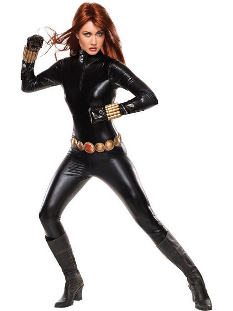 Black Costume deluxe black widow womens costume womens costumes