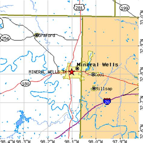 mineral texas map mineral texas tx population data races