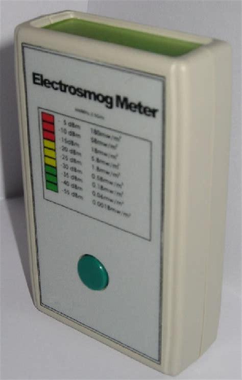 Batterry Andromax R Power Strength rf power meter electrosmog detector