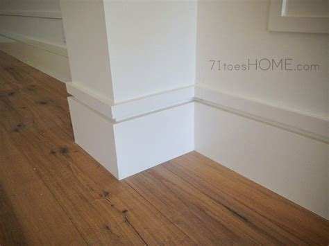 modern baseboard molding ideas modern baseboards 71toes h o m e for my quot house