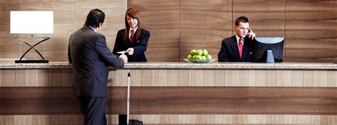 Securitas Help Desk by Receptionist Concierge Services With Combined Services