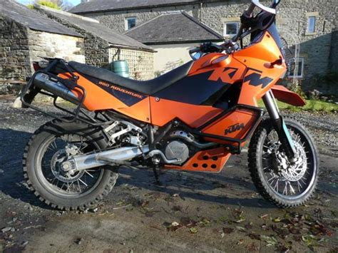 2005 Ktm 950 Adventure For Sale 2005 Ktm 950 Adventure S Moto Zombdrive