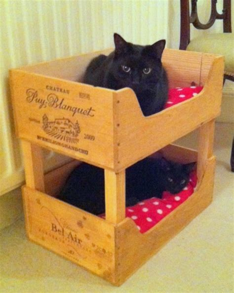 Bunk Beds For Cats 19 Most Amazing Ideas To Make Cool Cozy Bed For Your Cat