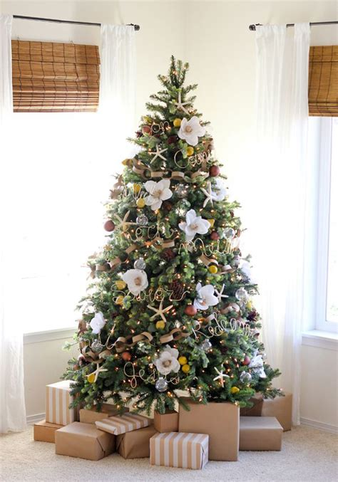 home decorators christmas trees pretty christmas tree with floral ornaments home design