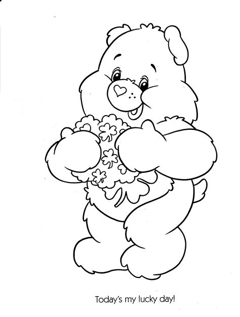 coloring pages luck luck coloring pages az coloring pages