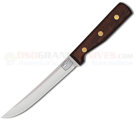 kitchen utility knives chicago cutlery 61sp utility knife 6 inch walnut handle