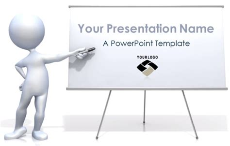 free animated template present your ideas with pitch an idea animated powerpoint