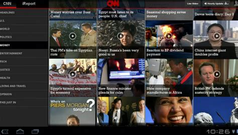cnn app for android on cnn app for android honeycomb tablets with ireport