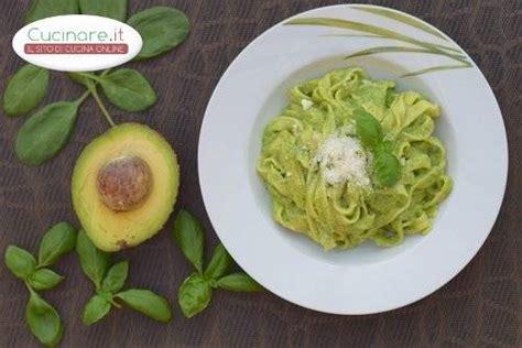 cucinare avocado tagliatelle con avocado e ricotta cucinare it