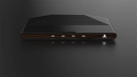atari console atari gives fans a peek at new ataribox gaming console cnet