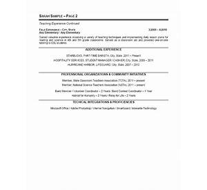 first time teacher resume sample teacher resumes - First Time Teacher Resume