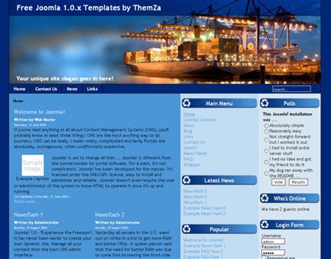 Worldwide Shipping Trucking Company Profile Template