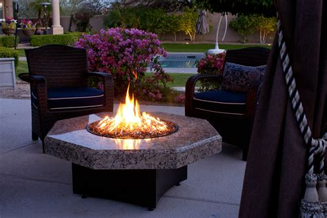 unique stone table with fireplace completing outdoor designing fire manufacturer of the oriflamme table