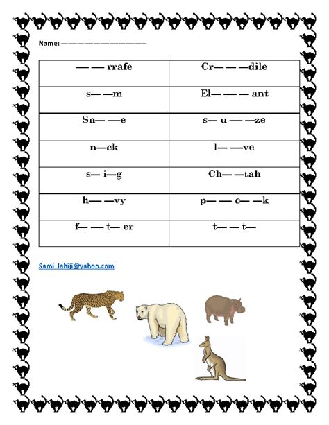 printable animal adaptations quiz lovely print animal adaptations animals worksheets for