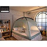 privacy pop bed tent queen amazon com privacy pop bed tent queen blue toys games