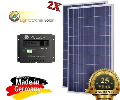 highest watt solar panel for rv 100 watt 12 volt solar panel and charge controller autos
