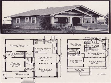 craftsman cottage floor plans craftsman bungalow floor plans 1920s bungalow floor plans