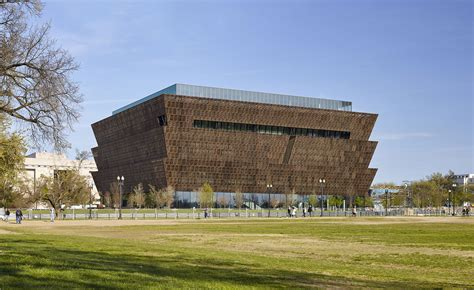 us architects david adjaye s new dc museum honours americans wallpaper