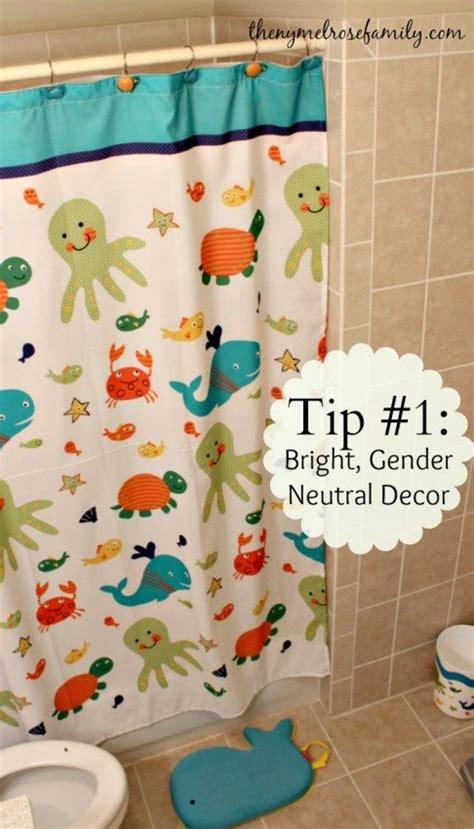 gender neutral bathroom decor kids bathroom decorating ideas the ny melrose family part 2