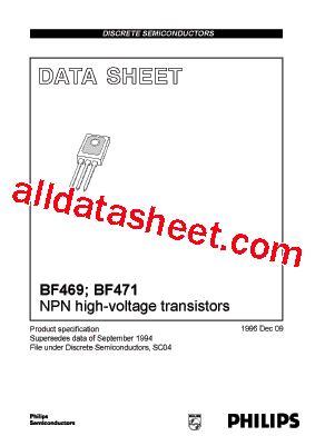 Mpsa42 Philips Nos bf471 datasheet pdf nxp semiconductors