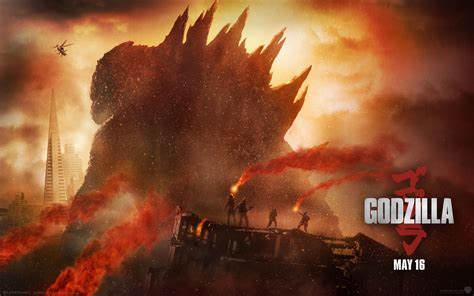 godzilla movie 2014 hd iphone ipad wallpapers