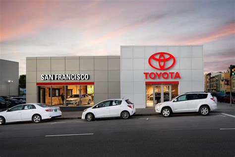 Toyota Dealership Bay Area Toyota Dealership San Francisco 28 Images San