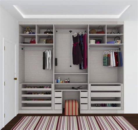 Closets For by Modelos De Closets Pequenos E Simples 4 Closet