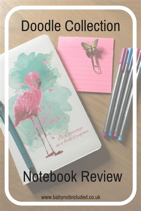 doodle review doodle collection notebook review www babynotincluded co uk