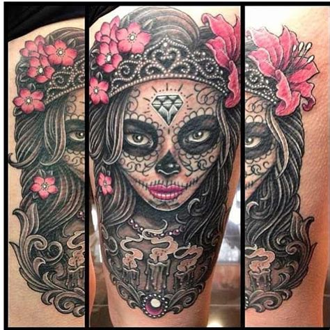 death mask tattoo designs mexican mask creativefan
