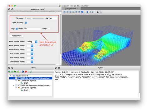 python tutorial vtk vtk user s guide vtk 100 images vtk paraview gasser