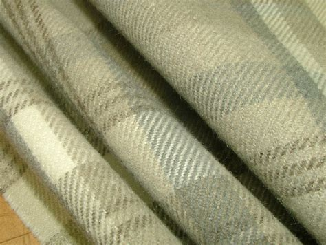 wool light upholstery cleaner elgin taupe wool effect washable tartan curtain fabric