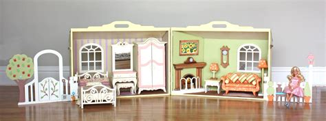 barbie house plans close and carry barbie 174 house woodworking plans